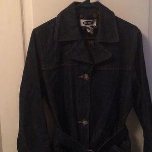 Denim Old Navy Jacket